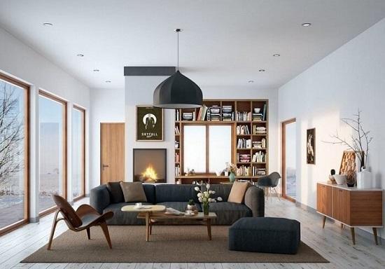 Cách trang trí nhà đẹp đơn giản - xu hướng thịnh hành 2020
