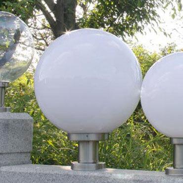 đèn trụ cổng tròn nhập khẩu