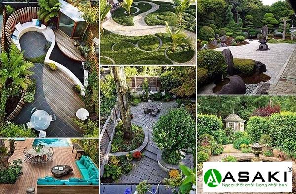 Chiêm ngưỡng TOP 55+ những mẫu sân vườn đẹp xuất sắc
