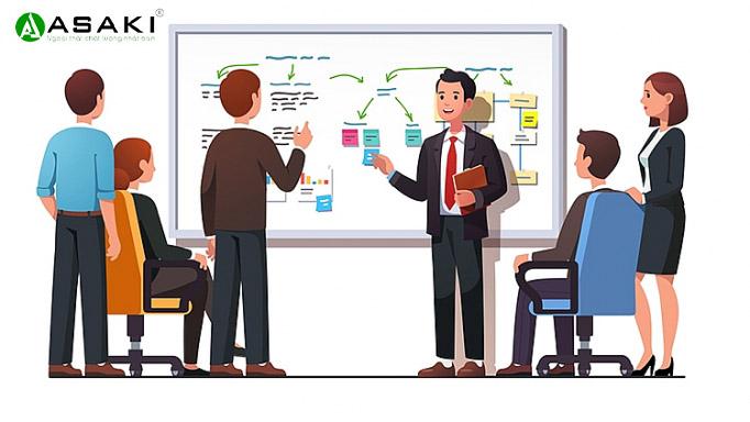 Hoạt động đào tạo nội bộ Tháng 10/2021